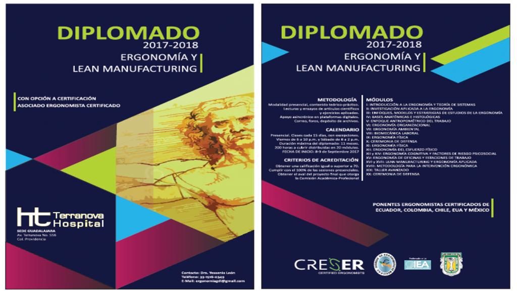 Diplomado Ergonomia